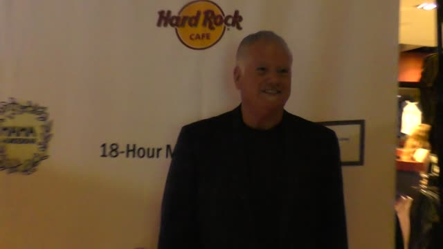 Norman Harris at the 5th Annual Rock Godz Hall Of Fame Awards at Hard Rock Cafe on October 26 2017 in Hollywood California