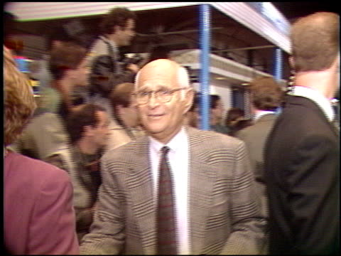 norman lear at the 'a few good men' premiere on december 9 1992 - norman lear stock videos and b-roll footage