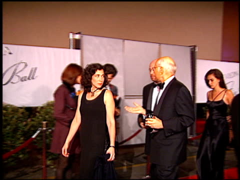 norman lear at the fire and ice ball at warner brothers studios in burbank california on october 17 1996 - norman lear stock videos and b-roll footage