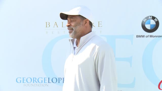 norman nixon at the 10th annual george lopez foundation celebrity at lakeside golf club on may 1, 2017 in toluca lake, california. - toluca lake stock videos & royalty-free footage