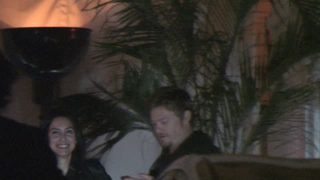 Norman Reedus at Chateau Marmont in West Hollywood at the Celebrity Sightings in Los Angeles at Los Angeles CA