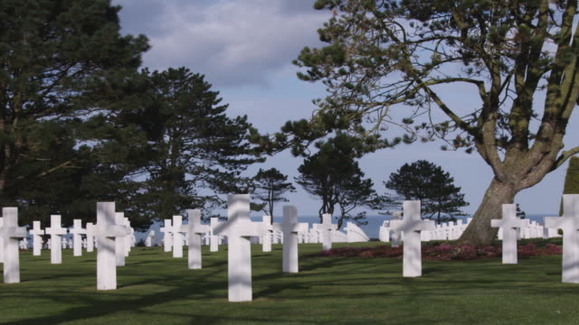 WS Normandy American Cemetery and Memorial / Colleville-sur-Mer, Normandy, France