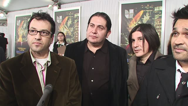 nortec collective/ nominee- best alternative music album the nortec collective discuss their mexican roots, their influences, how it feels to be... - latin grammy awards stock videos & royalty-free footage