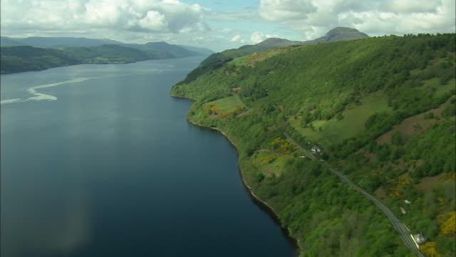 North Bank Of Loch Ness