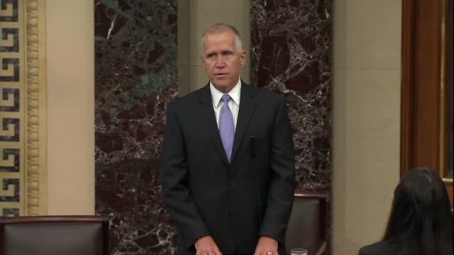 north carolina senator thom tillis says of pastor andrew brunson that diplomacy was not working with turkey, brunson found himself in despicable... - missionary stock videos & royalty-free footage