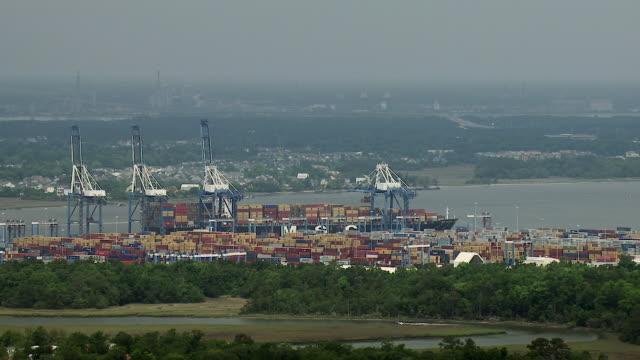 North Charleston Container Terminal