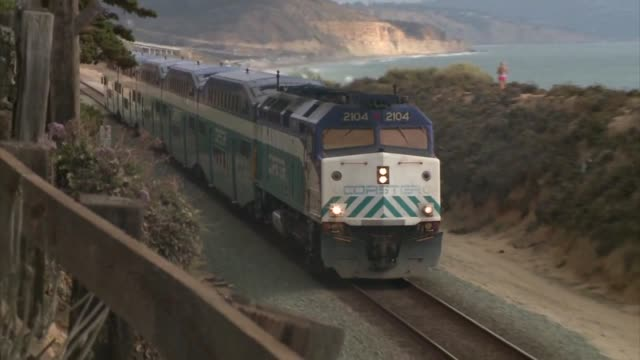 KSWB North County Train Tracks