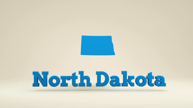 north dakota from usa states - bismarck north dakota stock videos & royalty-free footage