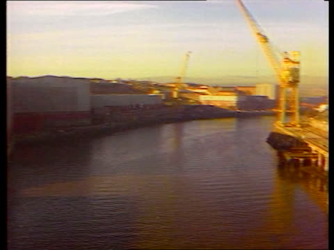 North East shipbuilders bid rejected EXT Sunderland Buildings of shipyard PAN LR waterway and more of shipyards R