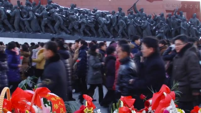 North Korea marks the third anniversary Wednesday of the death of former leader Kim Jong Il with other countries closely watching if Pyongyang will...