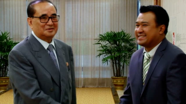 North Korean Foreign Minister Ri Su Yong left Pyongyang on Monday bound for a regional security forum meeting of ASEAN ministers in Malaysia The...