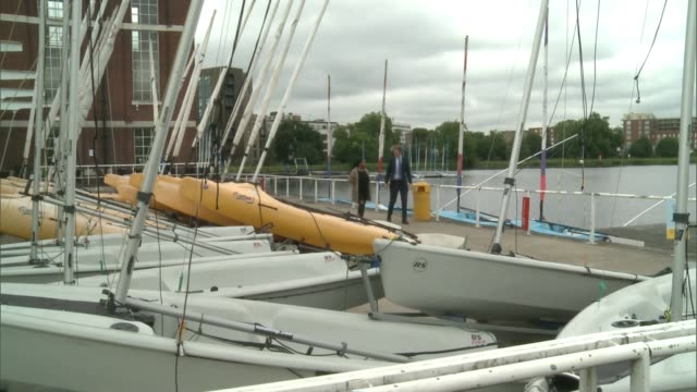 North London pupils are first state school to enter Fastnet race ENGLAND London Stoke Newington West Reservoir Siobhan Patterson along with reporter...