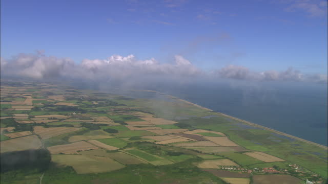 north norfolk coast near blakeney - norfolk england stock videos & royalty-free footage