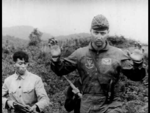 north vietnamese propaganda account of the us military's atrocities committed against the civilians of vietnam - vietnam war stock videos & royalty-free footage