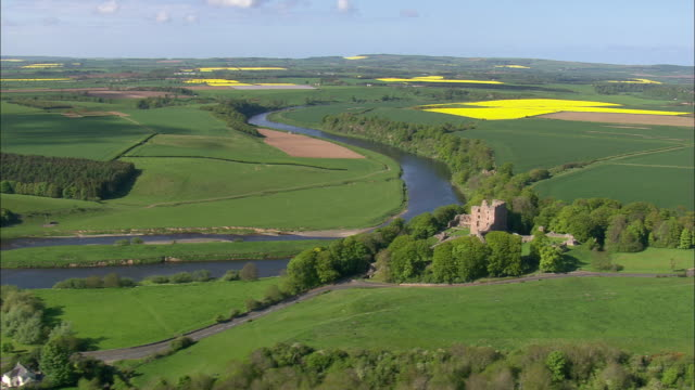 northam castle including approach - england stock videos & royalty-free footage