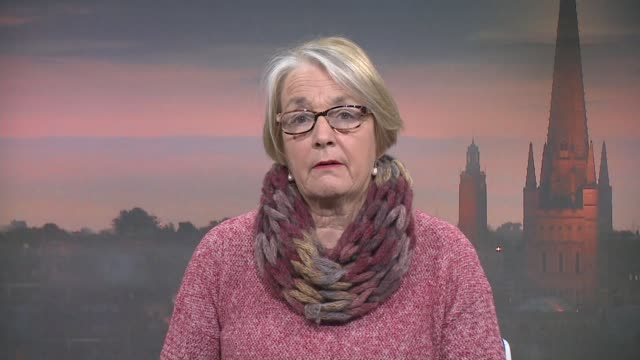 Northamptonshire County Council forced to impose emergency spending controls ENGLAND London GIR INT Heather Smith 2WAY interview SOT