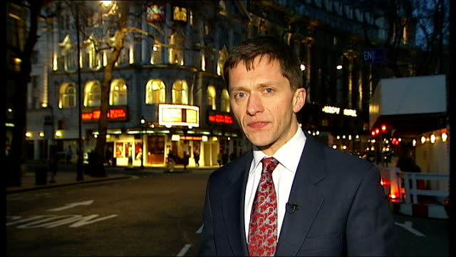 northern ireland troubles compensation payout london aldwych reporter to camera - aldwych stock videos and b-roll footage