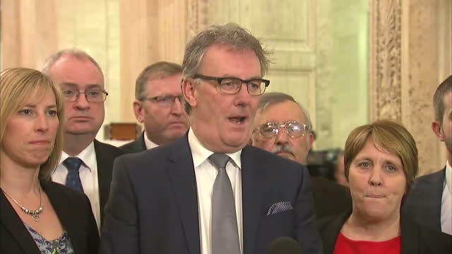 northern ireland will go to the polls in early march despite last minute attempts by the prime minister to prevent the need for an election theresa... - northern ireland stock videos & royalty-free footage