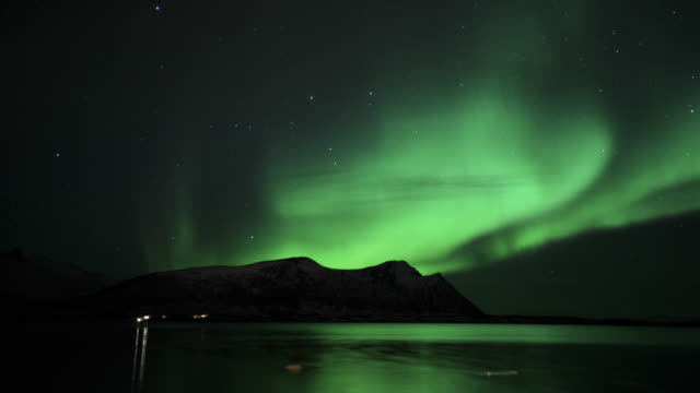 """tl northern lights, norway - """"bbc natural history"""" stock videos & royalty-free footage"""