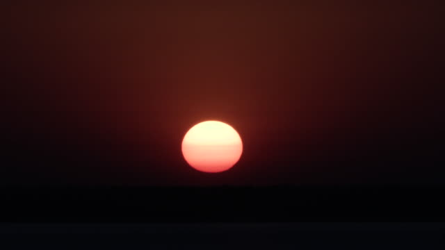 northern territory sunset at 6x speed - moving image stock videos & royalty-free footage
