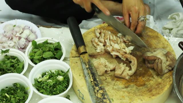 Northern Thai Food Cooking