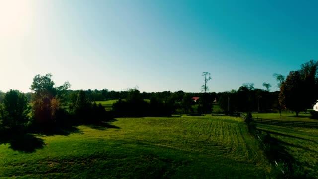 northern virginia countryside - バージニア州点の映像素材/bロール