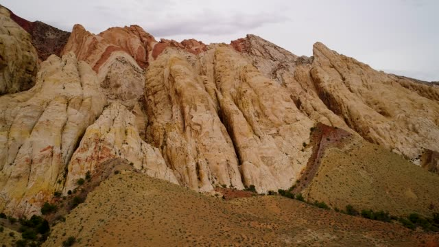 north-to-south sweep along the san rafael reef - san rafael swell stock videos and b-roll footage