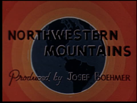 northwestern mountains - 1 of 14 - see other clips from this shoot 2236 stock videos & royalty-free footage