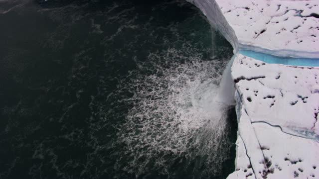 norway svalbard : austfonna - icecap stock videos & royalty-free footage