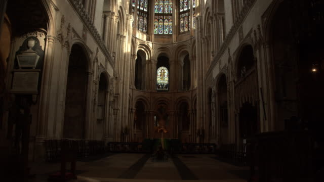 norwich cathedral - cathedral stock videos & royalty-free footage