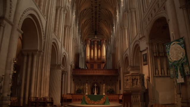 norwich cathedral - norfolk england stock videos & royalty-free footage