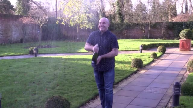 norwich city football fan who won £1 million on the lottery has said his only purchase has been a dyson vacuum cleaner which he described as... - atheism stock videos & royalty-free footage