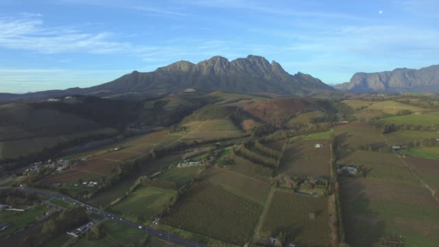 not too far off the gird - stellenbosch stock videos and b-roll footage