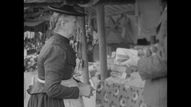 from eva braun's home movie collection - austauschen stock-videos und b-roll-filmmaterial