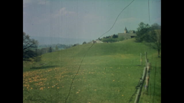 from eva braun's home movie collection - collection stock videos & royalty-free footage