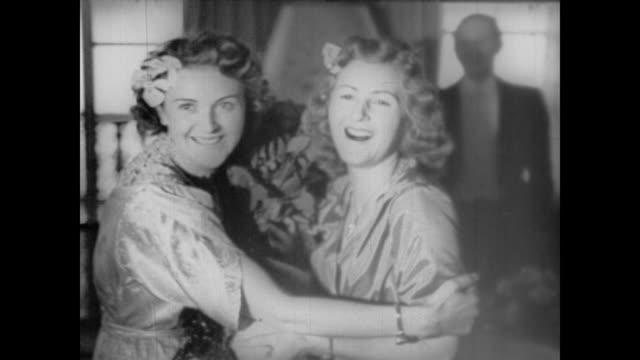 stockvideo's en b-roll-footage met from eva braun's home movie collection - heinrich himmler