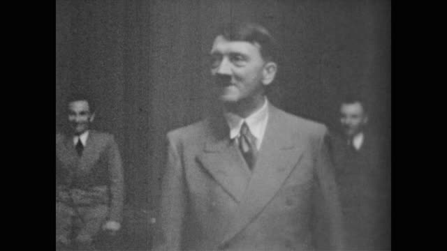 from eva braun's home movie collection - adolf hitler stock videos & royalty-free footage
