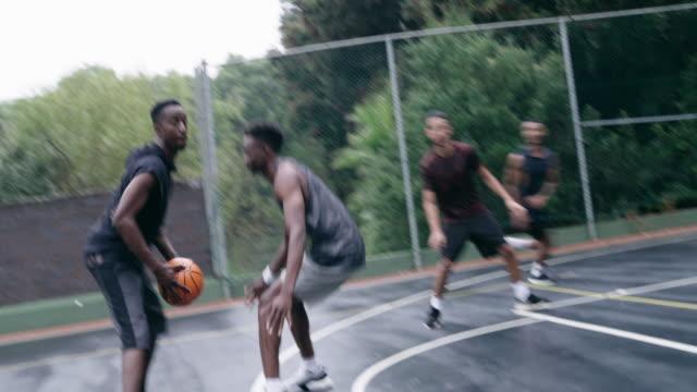 Nada supera um jogo incrível de basquete