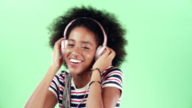 nothing boosts your mood like awesome music - afro stock videos & royalty-free footage