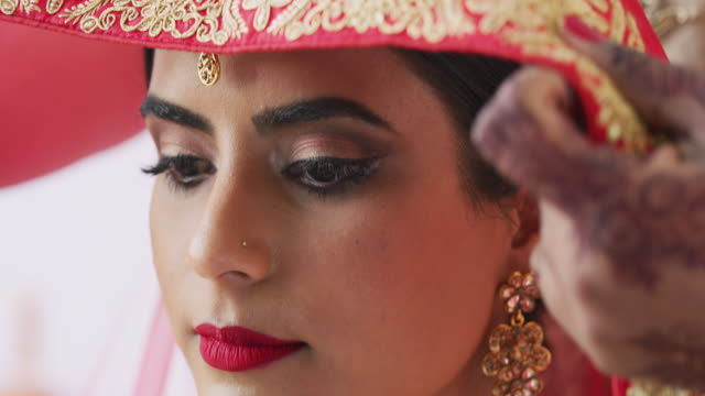 nothing more beautiful than culture - indian ethnicity stock videos & royalty-free footage
