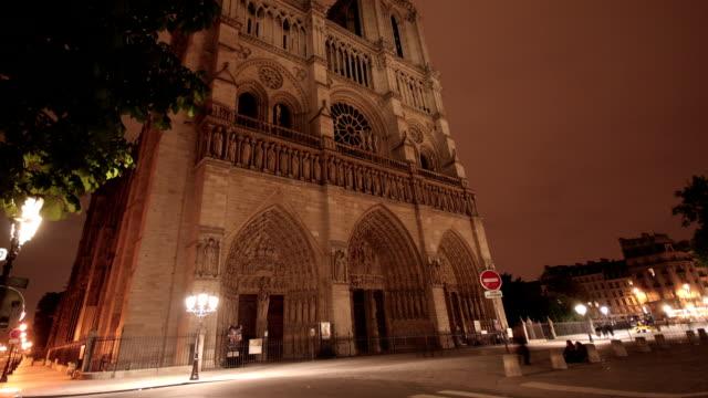 Notre Dame and place de la Concorde in Paris