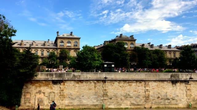 notredame de paris - notre dame de paris stock videos & royalty-free footage