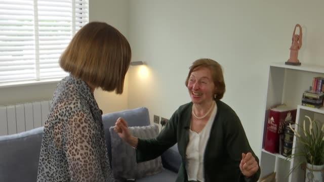 92yearold carnivalgoer Elizabeth Seabrooke ENGLAND London Notting Hill INT Elizabeth Seabrooke interview SOT