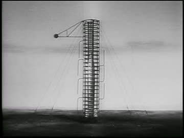 nov 3, 1957 sputnik 2 rocket ignites + blasts off carrying laika the dog - first space passenger - 1957 stock videos & royalty-free footage