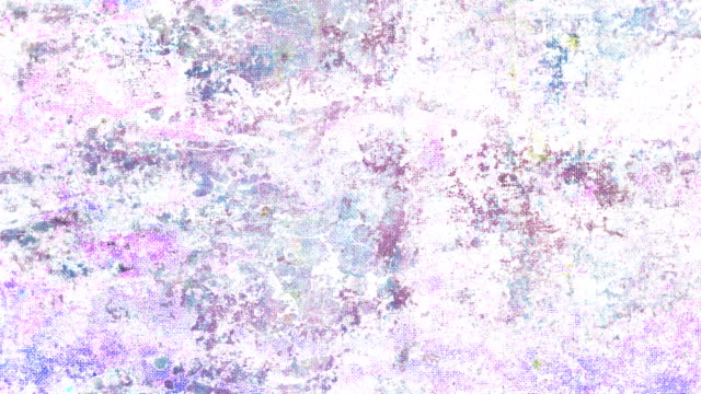 abstract color field painting - november - bright (fade in/out) - fade out stock videos & royalty-free footage