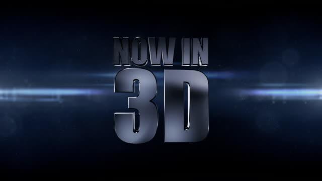 Jetzt in 3D-Titel