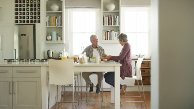 now this is an article worth reading - senior couple stock videos & royalty-free footage