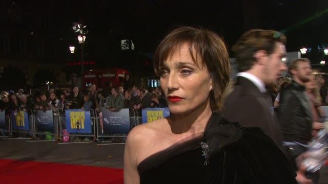 nowhere boy london film festival closing - biographie stock-videos und b-roll-filmmaterial
