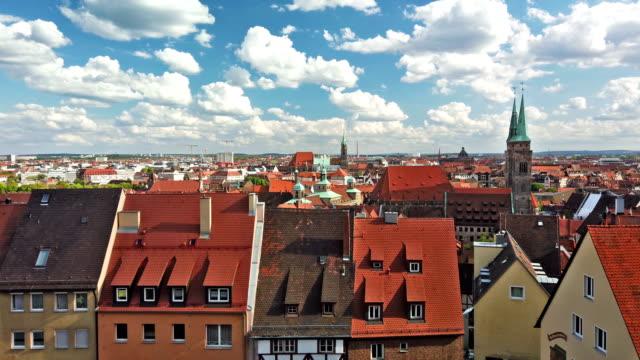 nürnberg - tornspira bildbanksvideor och videomaterial från bakom kulisserna