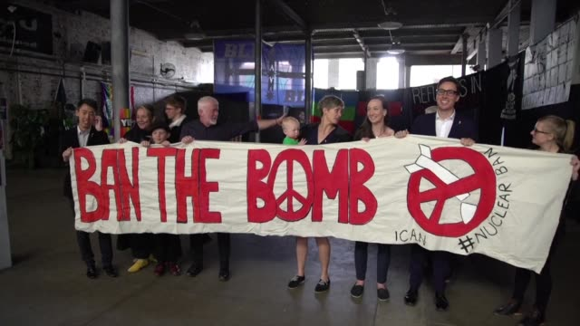 Nuclear disarmament campaign group ICAN won the Nobel Peace Prize for its efforts to consign the atomic bomb to history firing off a warning that...